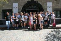 Besuch im Olympiamuseum